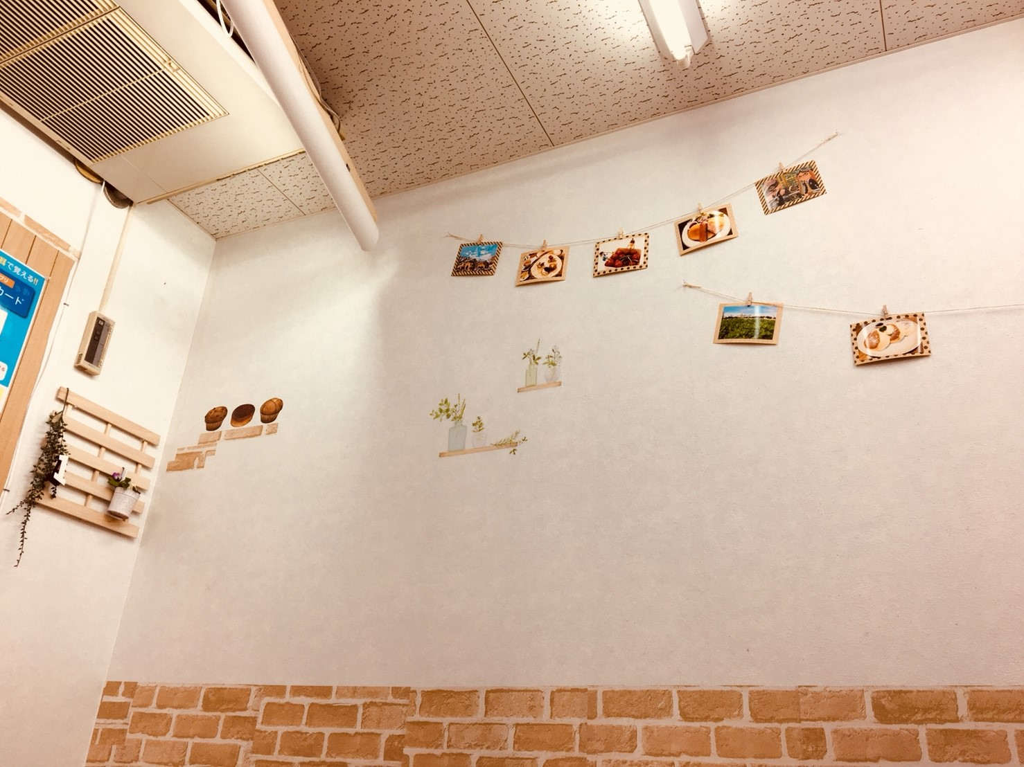 カフェ風内装_1