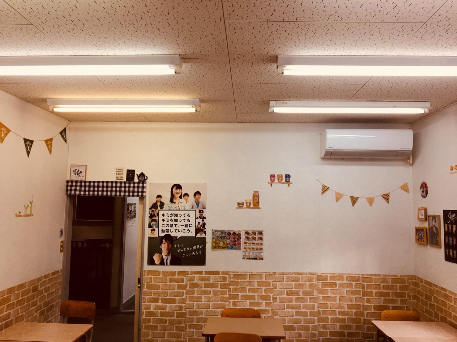 カフェ風内装_8
