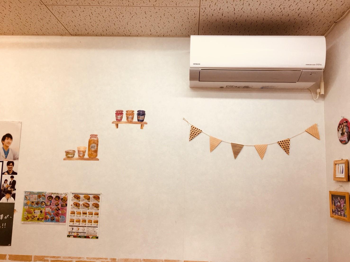 カフェ風内装_12